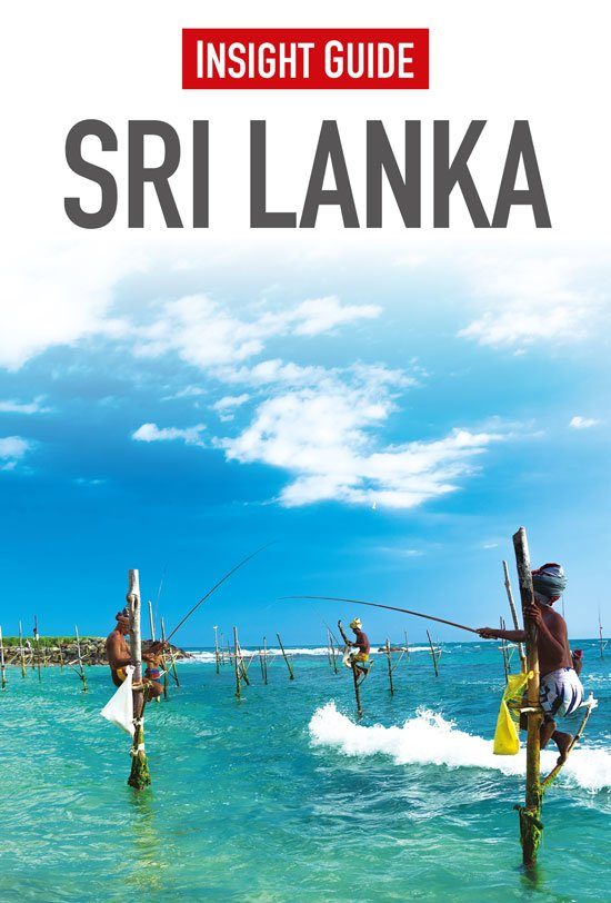 Reisgids: Insight guides - Sri Lanka cover