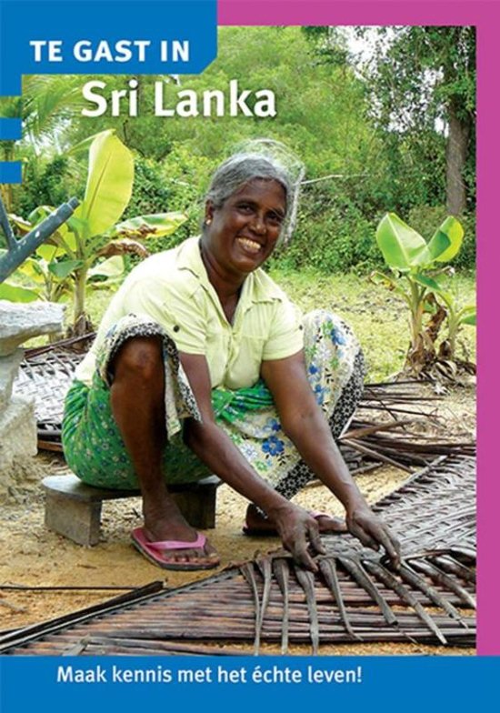 Boek: Te gast in... - Sri Lanka cover