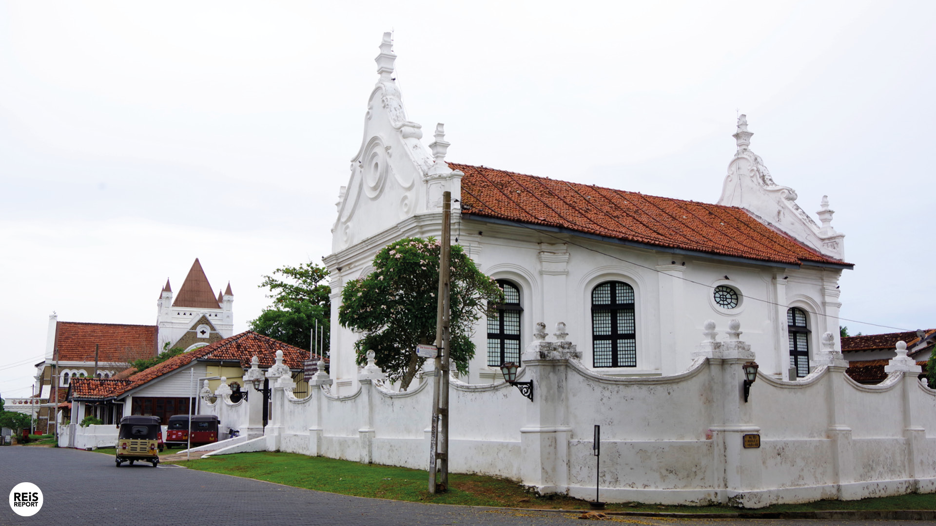 galle dutch church kerk