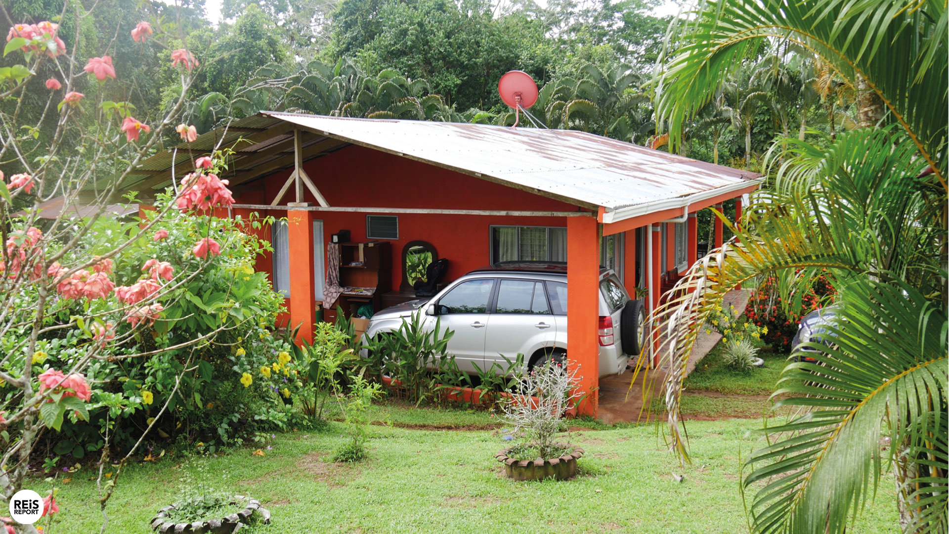homestay in costa rica