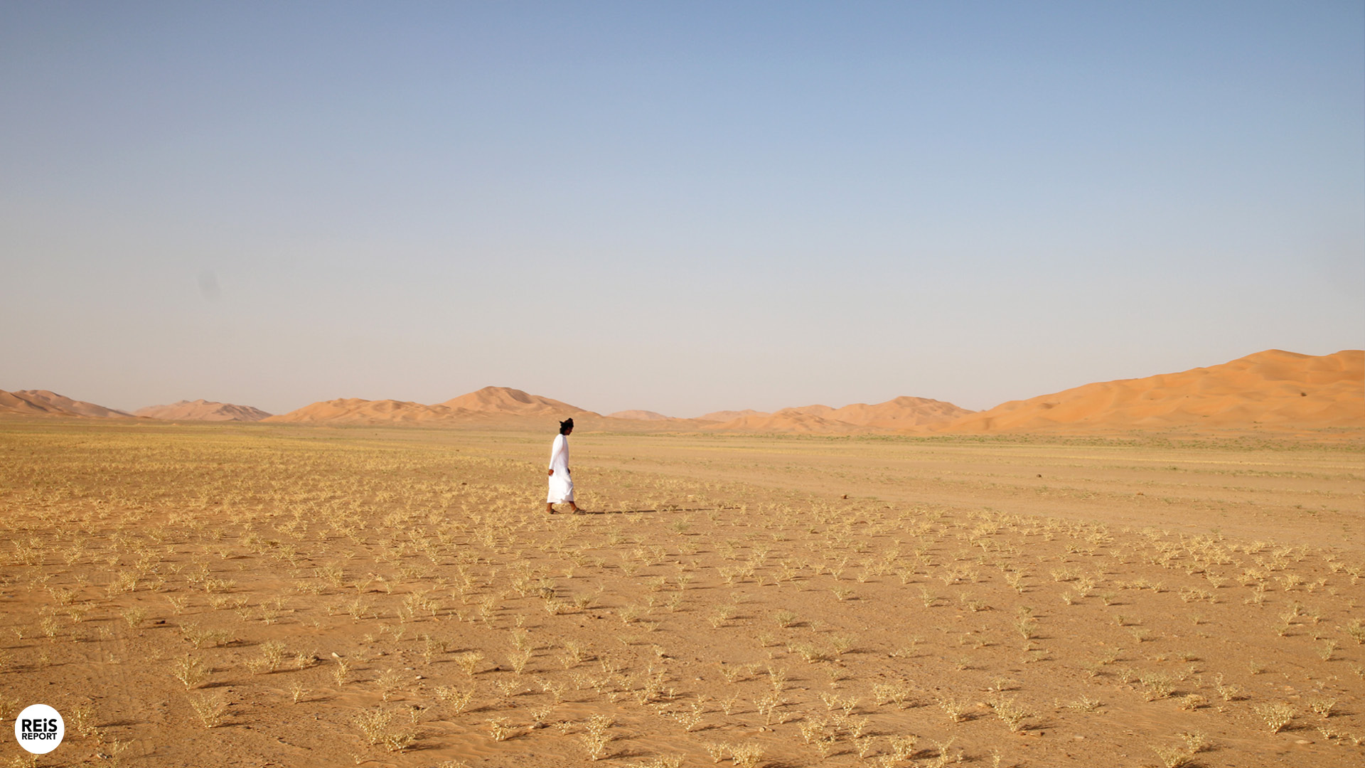empty quarter kamperen oman
