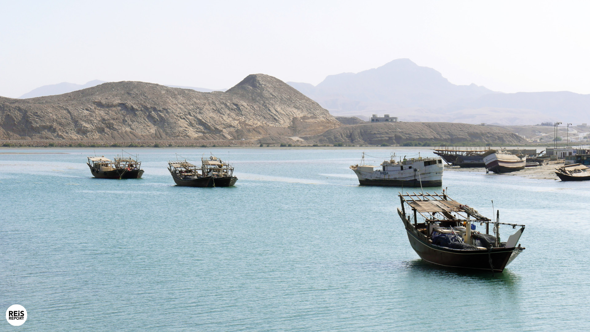 oman dhow boot
